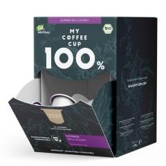 My-Cups Mega-Box Lungo Bellissimo 100 Kapseln, Bio