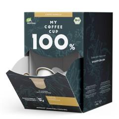 My-Cups Mega-Box Caffè Vanilla 100 Kapseln, Bio, 0% Alu