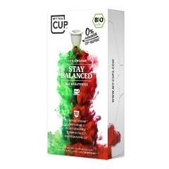 My-Cups Master-Box Stay Balanced Kräutertee 10 x 10 Kapseln, Bio, 0% Alu