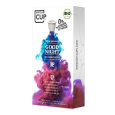 My-Cups Master-Box Good Night Kräutertee 10 x 10 Kapseln, Bio, 0% Alu