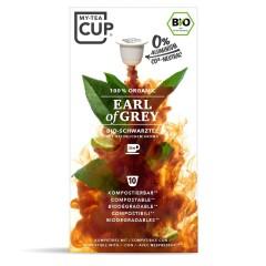My-Cups Box Earl of Grey Schwarzer Tee 10 Kapseln, Bio, 0% Alu