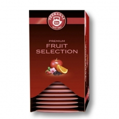 Teekanne Premium Fruit Selection Früchtetee 20 x 3g Teebeutel