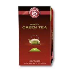 Teekanne Premium Green Tea  20 x 1,75g Teebeutel