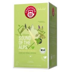 Teekanne Selected Sound of the Alps 20 x 2g Teebeutel, Bio