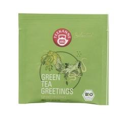 Teekanne Selected Green Tea Greetings 20 x 2g Teebeutel, Bio