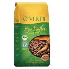Röstfein OVerde Röstkaffee 500g  Ganze Bohne, Bio Rainforest Alliance
